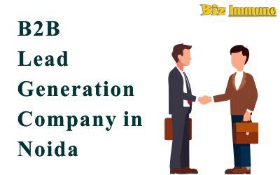 b2b lead generation company in noida